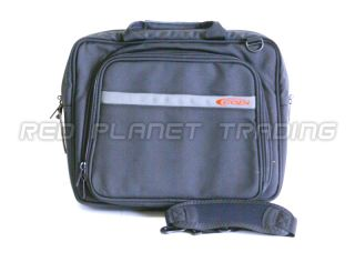 genuine codi nylon laptop notebook bag fits most 16 laptops guaranteed