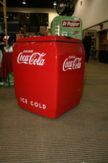 Westinghouse WD 5 Restored Soda Cooler Machine Coke Pepsi