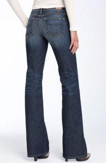 Paige Laurel Canyon Boot Cut Stretch Jeans