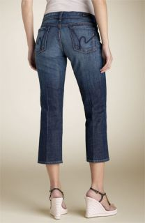 Citizens of Humanity Kelly Crop Stretch Jeans (Pacific Wash)