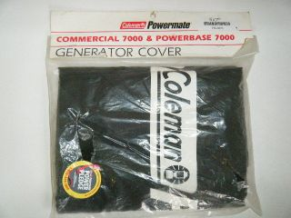 Coleman Powermate Commercial 7000 & Powerbase 7000 Generator Cover