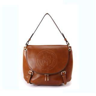 Made in Korea NWT Genuine Leather Leslie Handbag Shoulder Bag Purse