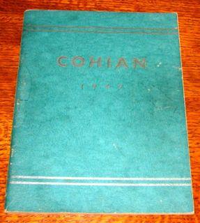 1947 Yearbook Colfax High School Colfax Wisconsin Wi Wisc