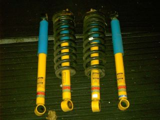 TOYOTA TACOMA TRD BILSTEIN SHOCKS AND COILS