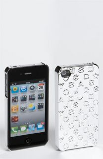 MARC BY MARC JACOBS Metallic Stardust iPhone 4 Case