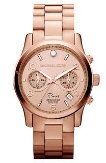 Michael Kors Runway   Paris Chronograph Watch (Limited Edition)