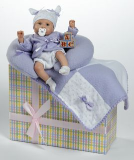 ABC Is for Cute Collectible Lifelike Baby Doll