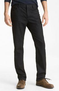 John Varvatos Collection Slim Fit Jeans (Navy Wash)
