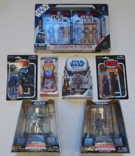Star Wars Collectible Action Figures Jango Fett Clone Trooper