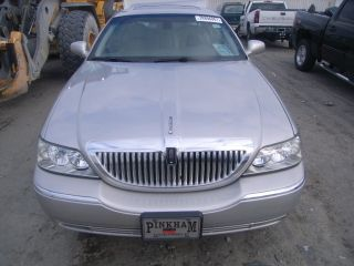 2003 05 Lincoln Town Car Ford 4 6L Complete engine with ECU and wiring