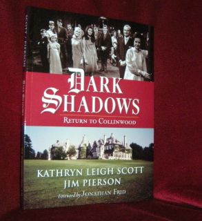 Dark Shadows Return to Collinwood Kathryn Leigh Scott Jonathan Frid