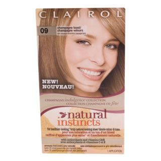Clairol Natural Instincts is enriched with a unique blend of