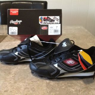 Team Color Chip Cleats. Size 7. Brand New. Baseball Football Soccer