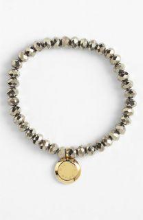 Michael Kors Brilliance Charm Bead Stretch Bracelet