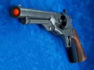 Replica Gun 1860 Civil War Army Colt Revolver Gray