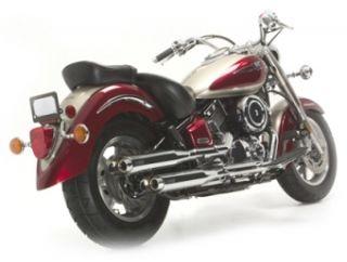 New Vance Hines Classic Exhaust Yamaha V Star 1100