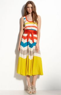 MARC BY MARC JACOBS Simone Stripe Silk Dress