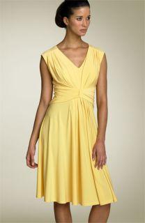 Suzi Chin for Maggy Boutique Matte Jersey Dress