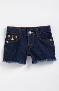 True Religion Brand Jeans Dolly Cutoff Shorts (Toddler)