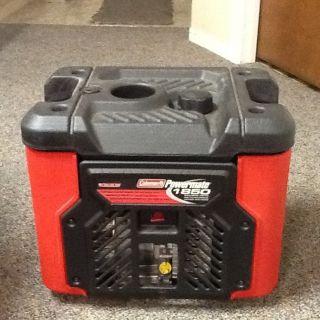 Coleman Powermate 1850 Portable Generator