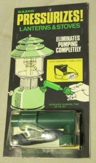 CAMPING LANTERN & STOVE PRESSURIZER for *COLEMAN TYPE* HIKING GEAR USA