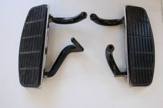 Harley Davidson Flt 1991 Touring Rider Foot Boards Floor Boards with