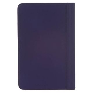 Jacket Folio Case Cover for Nook Tablet / Nook Color   Purple Leather