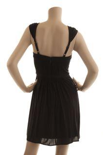 BCBG Max Azria Black Cocktail Dress New Size S