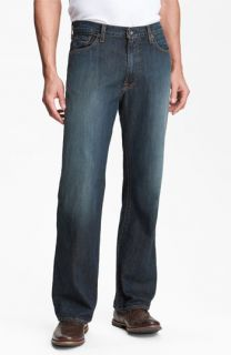 Lucky Brand Relaxed Straight Leg Jeans (Love Train)(Big & Tall)