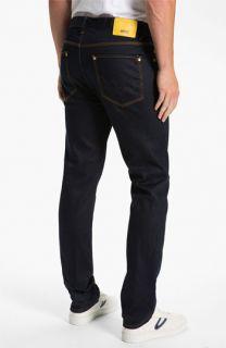 WeSC Eddy Slim Fit Jeans (Raw Clean)
