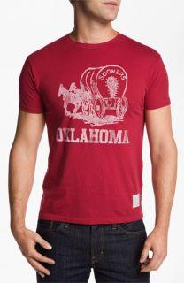The Original Retro Brand Oklahoma Sooners T Shirt