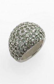 St. John Collection Swarovski Crystal Dome Ring