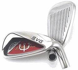 SVG Devil Irons and Big Devil Woods Complete Golf Set