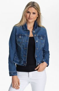 Liverpool Jeans Company Blue Jay Way Denim Jacket
