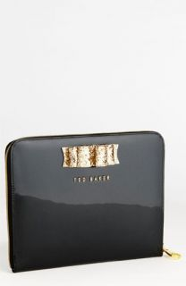 Ted Baker London Glitter Bow iPad Case