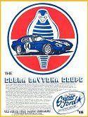 Ford Shelby Cobra 427 Daytona Super Coupe Race Car 36