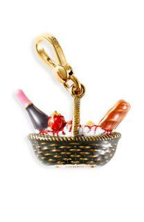 Juicy Couture Picnic Basket Charm