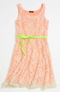 Zunie Lace Skater Dress (Big Girls)
