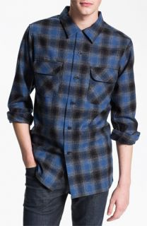 Pendleton Board Plaid Flannel Shirt