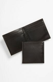 Michael Kors Calfskin Leather Bifold Wallet