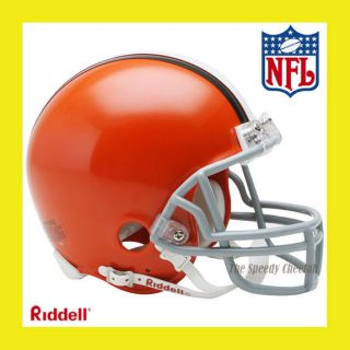 Cleveland Browns Official NFL Mini Replica Football Helmet by Riddell