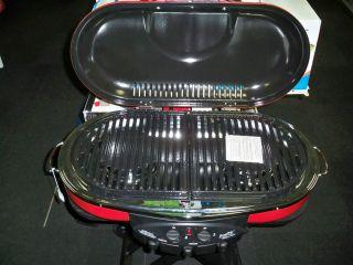 Coleman Roadtrip Propane Stove BBQ Grill 9949 Series