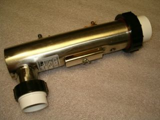 Coleman MAAX Spas Heater 4 0KW 240V Vertical 104468