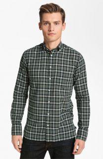rag & bone Plaid Oxford Shirt