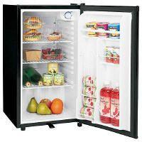 GE 3 2 CU ft Compact Office Motel Mini Refrigerator
