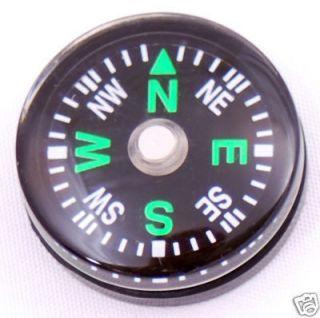 Wholesale lot 24pcs 20mm Compasses Dial Small Mini Survival Compass