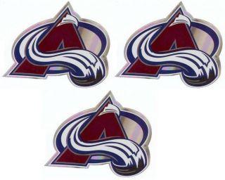 NHL Colorado Avalanche Sticker Stickers Decal Teamlogo