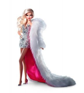 2012 THE BLONDS BLOND DIAMOND Barbie Collector Doll SOLD OUT HTF