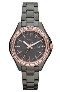 Fossil Dylan Round Dial Bracelet Watch