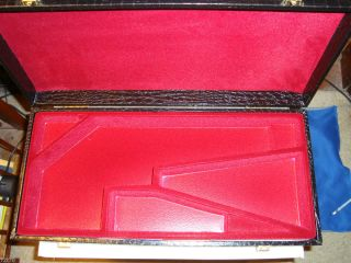 case for Colt Single action pistol revolver 1860 Army 1851 Navy